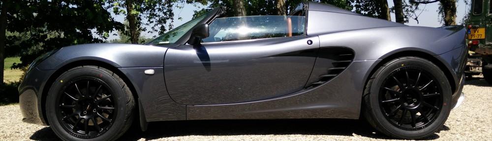 Lotus Elise ECE / Tesla P85D