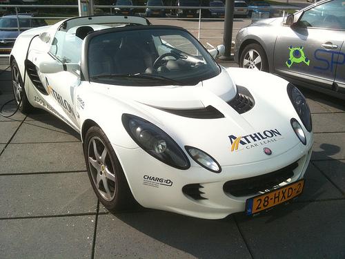 White Lotus Elise ECE 28-HDX-2
