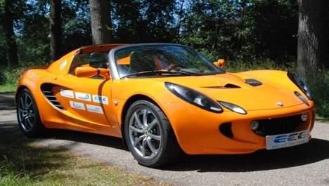 First Lotus Elise ECE
