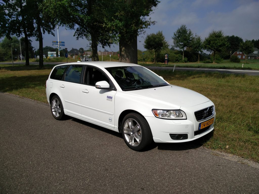 Volvo V50 electric